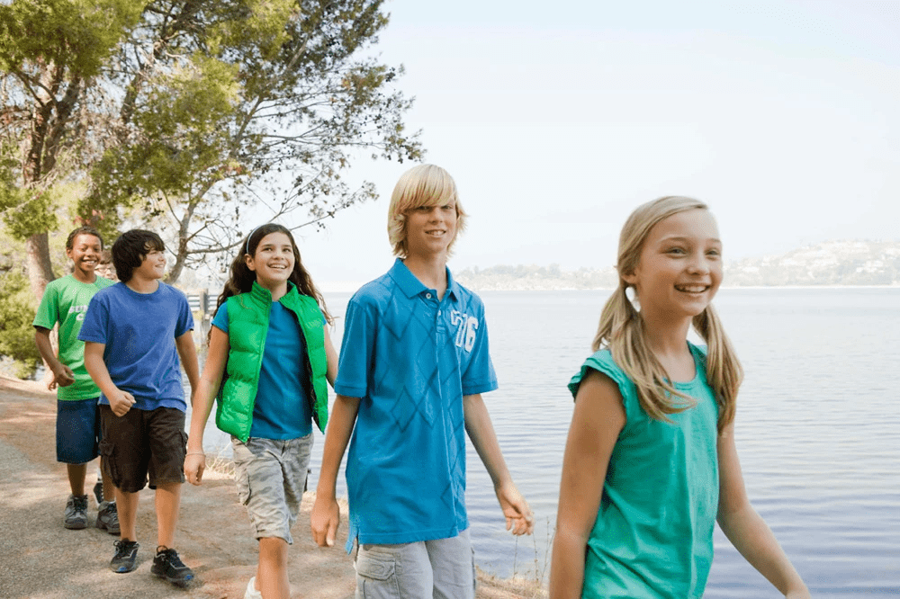 Channel Your Inner Camp Counselor