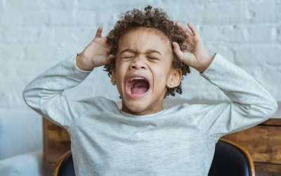 Why You've Got To Be Calm When Your Kid is Losing It