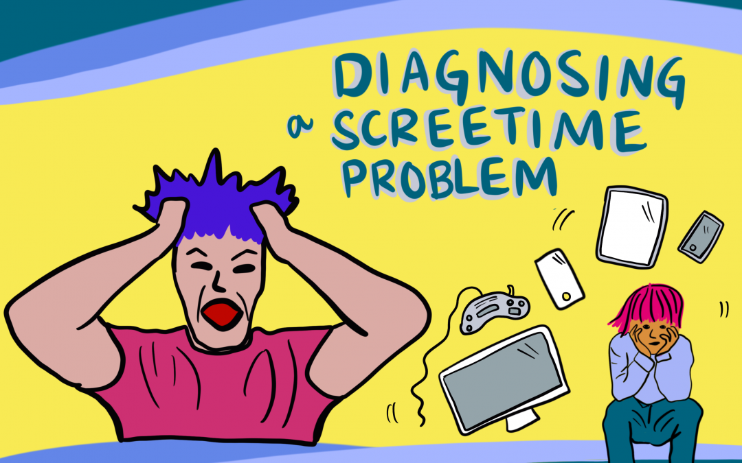 Diagnose a Screentime Issue