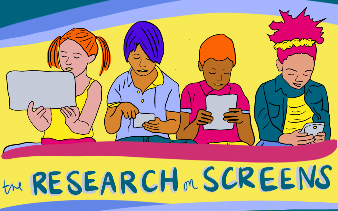 The Research on Screens